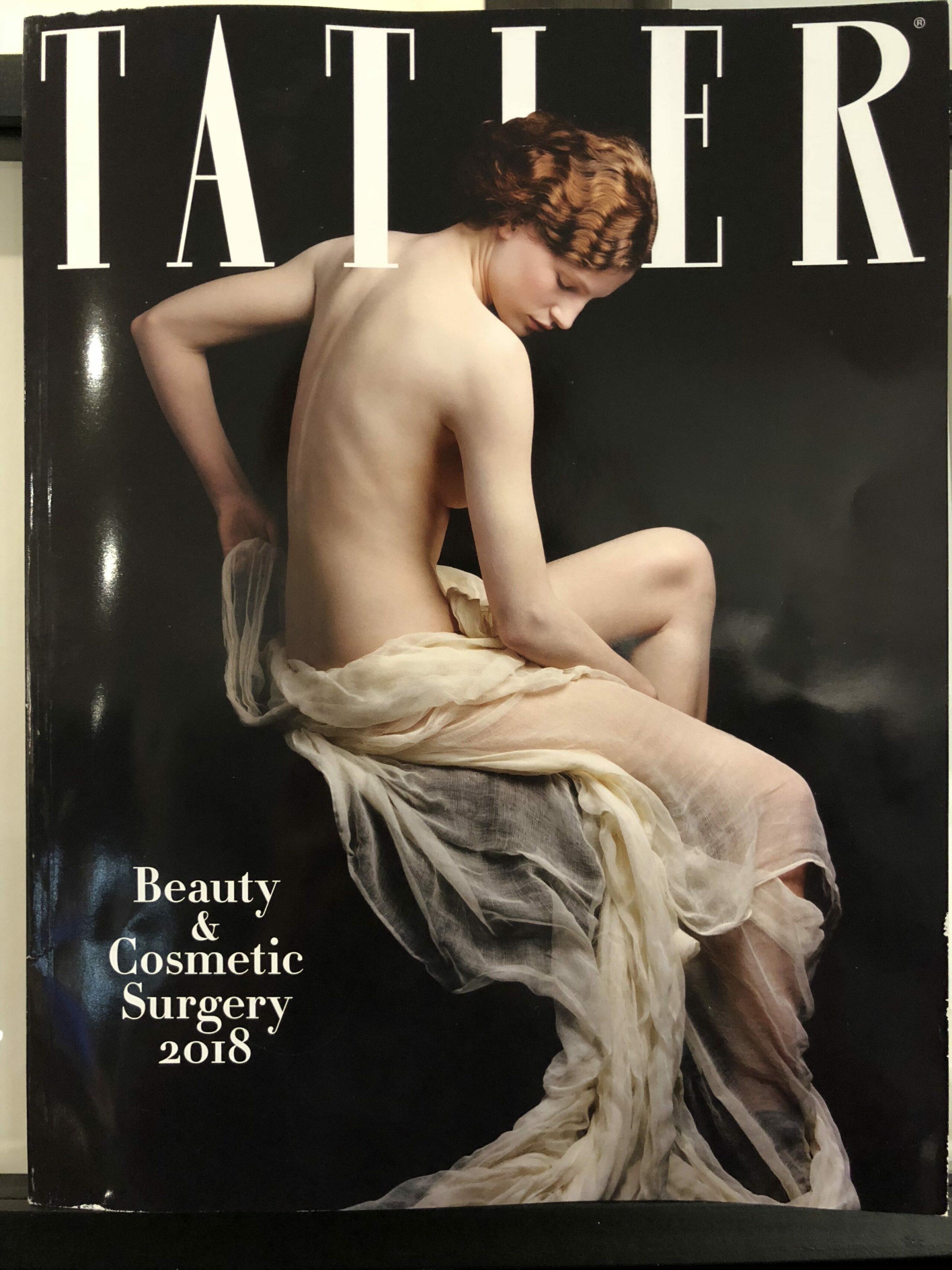 Tatler Beauty & Cosmetic Surgery 2018