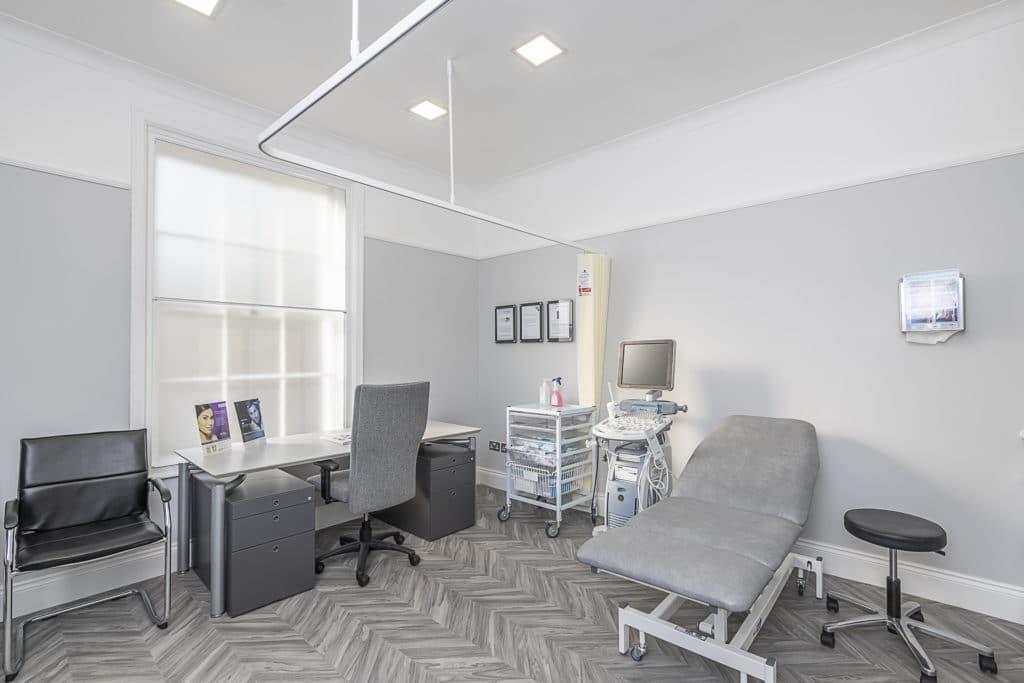 Kat & Co Treatment Room
