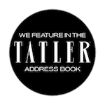 Tatler Address Book - Black-1