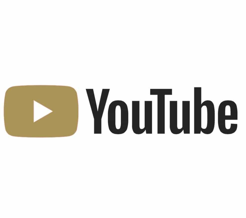 Gold Youtube Logo (4)