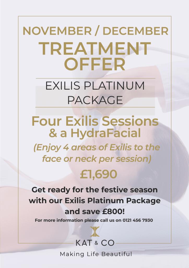 November/December treatment offer