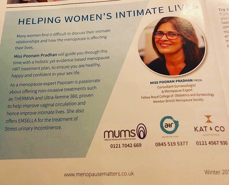 Helping Women's Intimate Lives