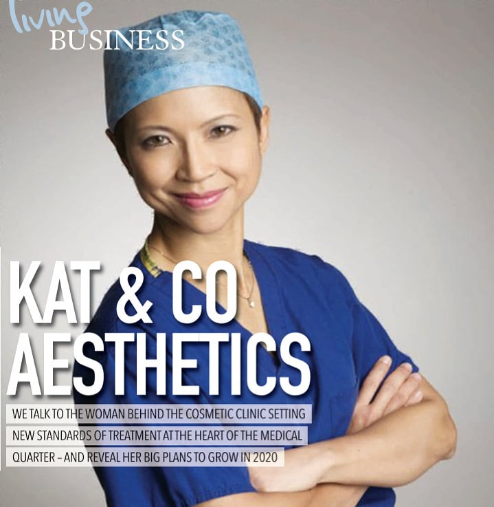 Kat & Co in Living Business