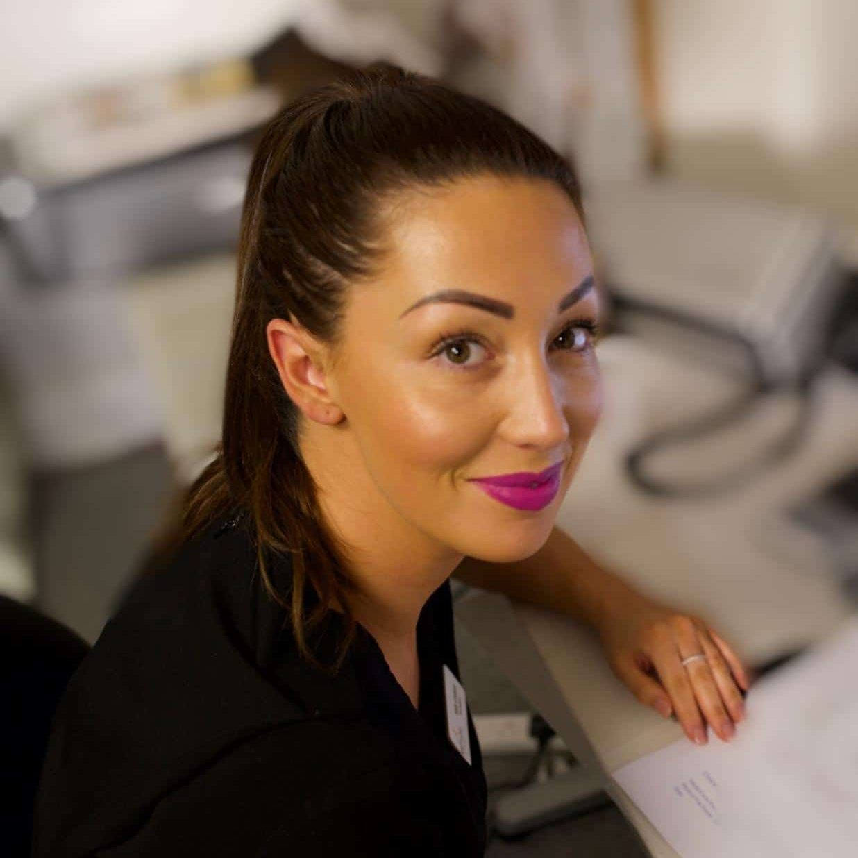 Kelly Umbers, our expert Skin Therapist